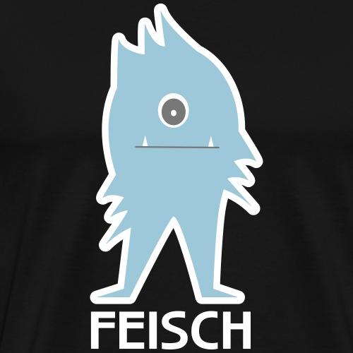 Der Feisch (Eine Mischung aus Fisch und Ei) - Männer Premium T-Shirt