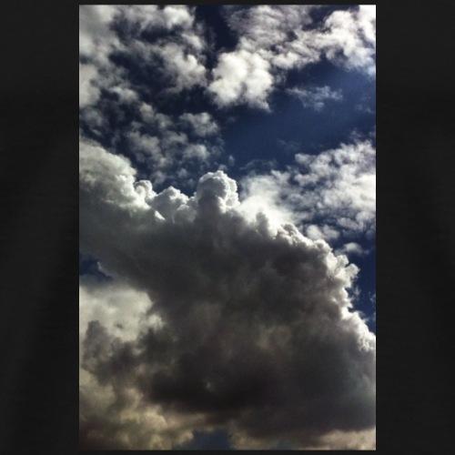 Wolkenhimmel - Männer Premium T-Shirt