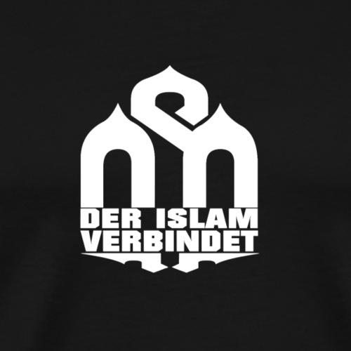 Der Islam verbindet - Männer Premium T-Shirt