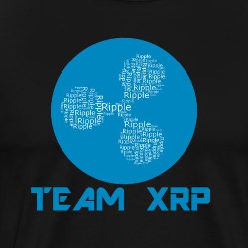 TEAM Ripple (XRP) - Männer Premium T-Shirt