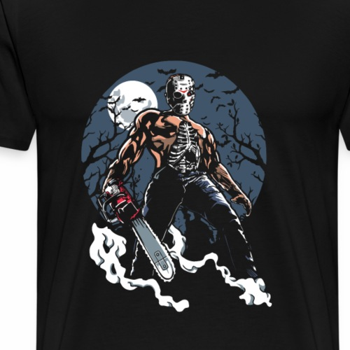 Evil Killer - Männer Premium T-Shirt