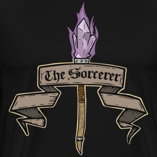 The Sorcerer - Men's Premium T-Shirt