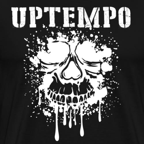 UPTEMPO (white Design) - Männer Premium T-Shirt