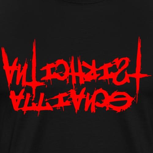 Antichrist Alliance Titelschrift - Männer Premium T-Shirt