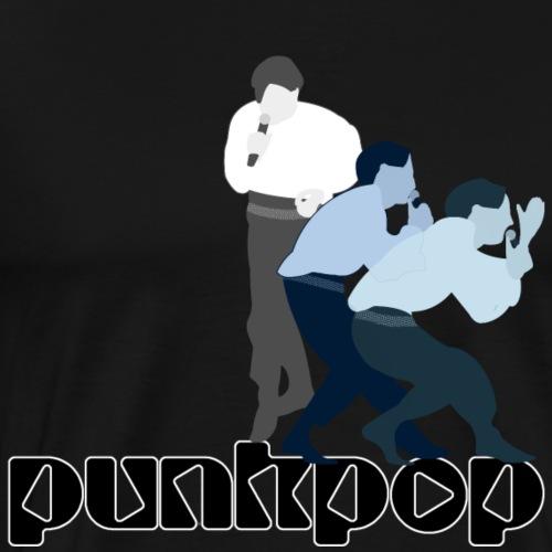 New Wave SM PunkPop - Maglietta Premium da uomo