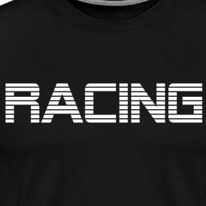 RACING - RACE DRIVING - Men's Premium T-Shirt