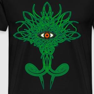 Psytrance / Goa - Men's Premium T-Shirt