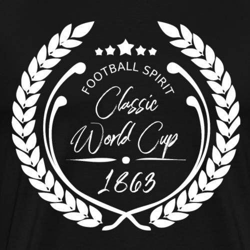 FOOTBALL COUPE DU MONDE - T-shirt Premium Homme