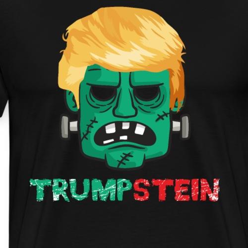 Anti Trump Halloween diseño - Camiseta premium hombre