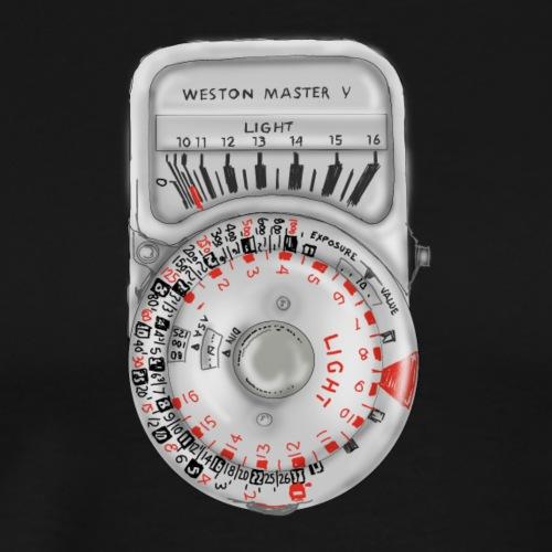 Weston Master V by Jon Ball - Men's Premium T-Shirt