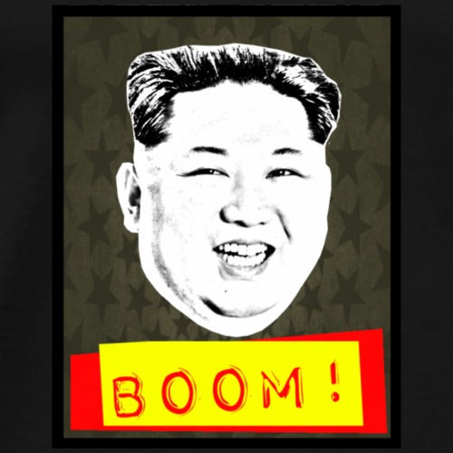 Kim die alte Socke - Männer Premium T-Shirt