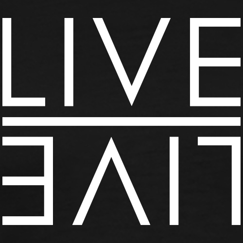 LIVE - LIVE - Männer Premium T-Shirt