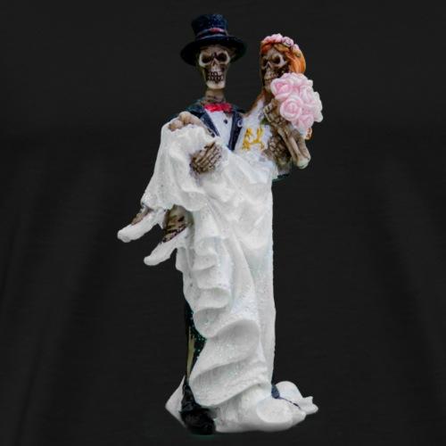 Ghostpaar - Männer Premium T-Shirt