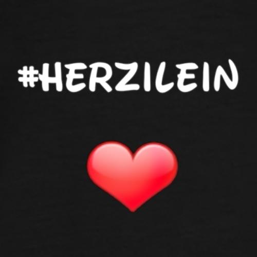 #herzilein - Männer Premium T-Shirt