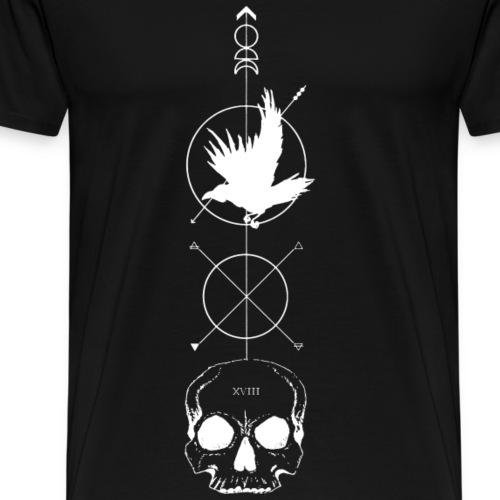 DEATH - REBIRTH - Men's Premium T-Shirt