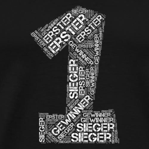 Erster - Männer Premium T-Shirt