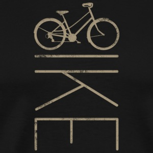 Bike Women's Commuter Bike - Men's Premium T-Shirt