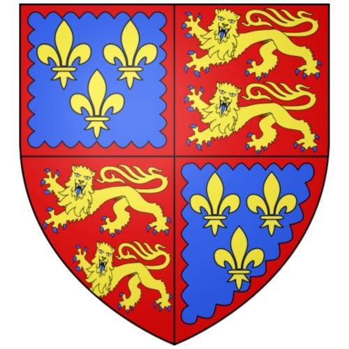 Blason_Charles_de_France_-1446-1472-_duc_de_Norman - T-shirt Premium Homme
