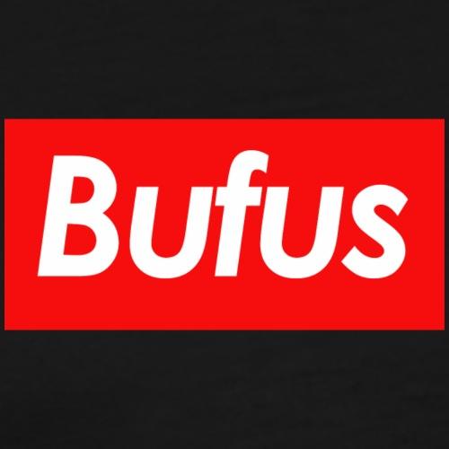 BUFUS - Maglietta Premium da uomo