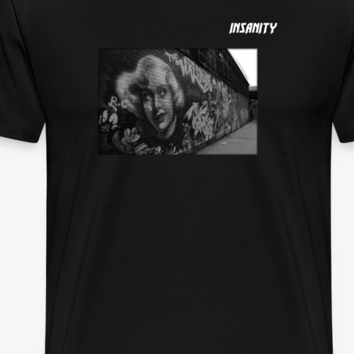 Wall Style - InsanityClothing - T-shirt Premium Homme