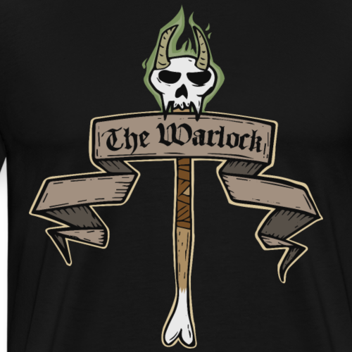 The Warlock - Men's Premium T-Shirt