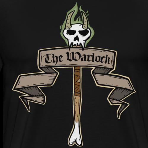 The Warlock - Men's Premium T-Shirt