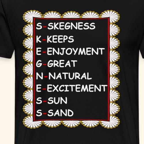 SKEGNESS - Men's Premium T-Shirt