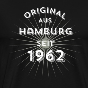 Original from Hamburg since 1962 - Men's Premium T-Shirt