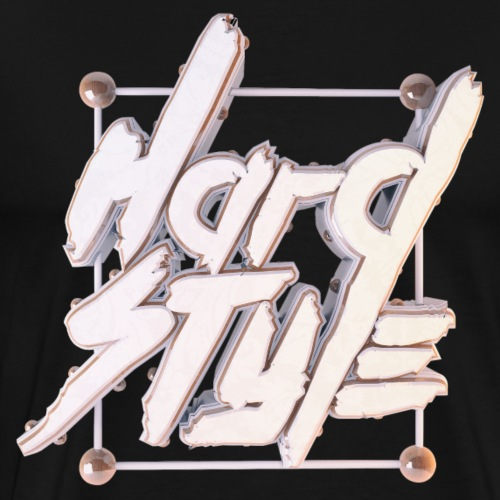 Hardstyle Outside The Box - Männer Premium T-Shirt