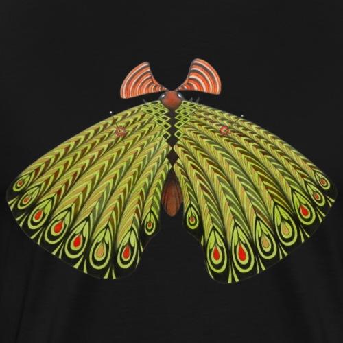 Falena verde - Maglietta Premium da uomo