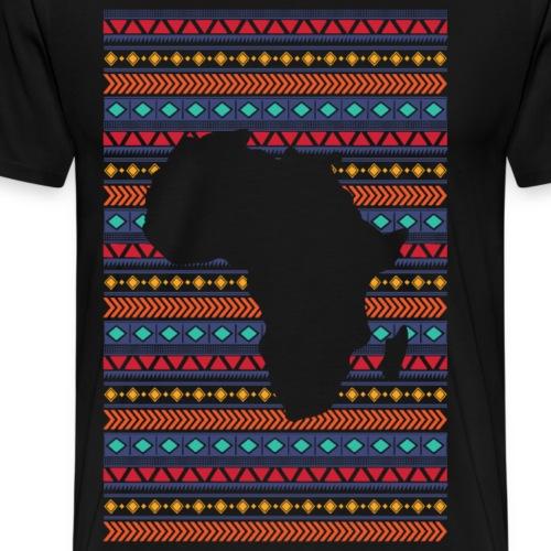 AFRICAN SWAG - Männer Premium T-Shirt