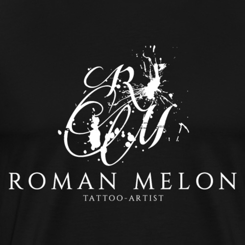 Roman Melon - Männer Premium T-Shirt