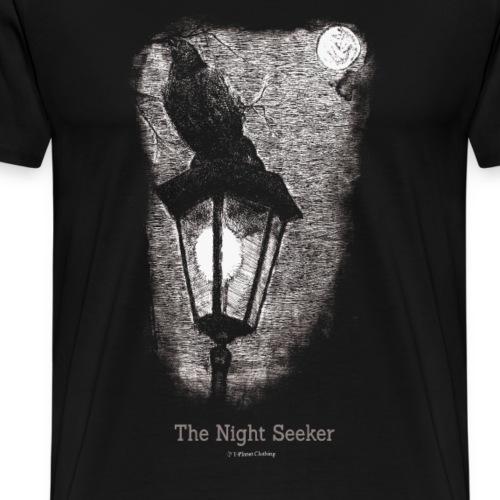 Night Seeker - Maglietta Premium da uomo