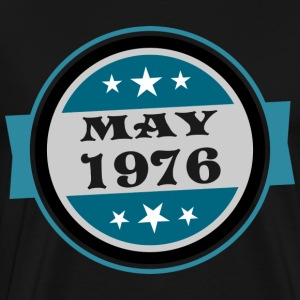 May1976 - T-shirt Premium Homme