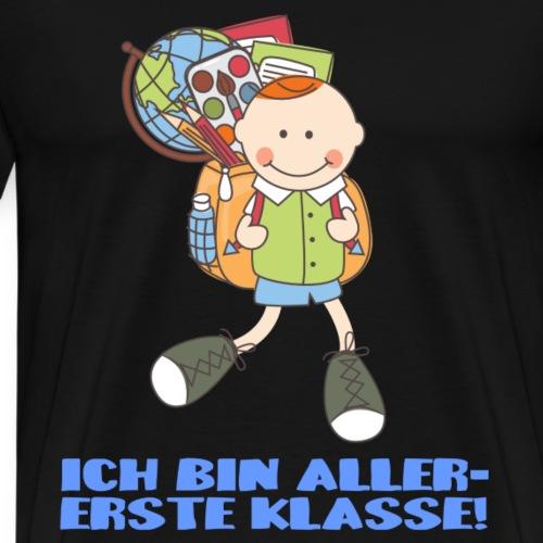 EinSchulung (Boy-Edition) - Männer Premium T-Shirt