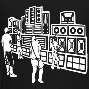 008 soundsystem 23 - Men's Premium T-Shirt