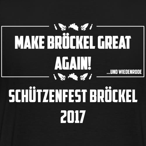 Schützenfest 2017 - Shirt - Männer Premium T-Shirt