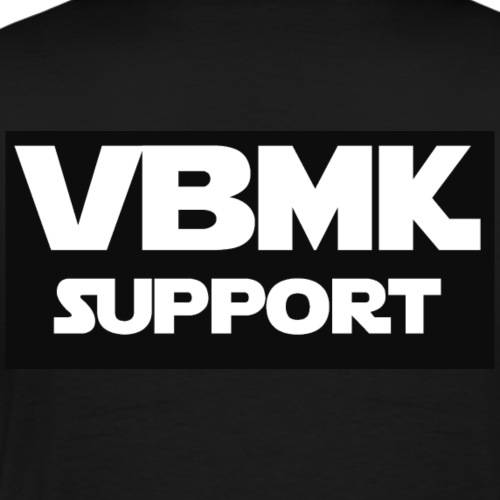 Vbmk support - Premium-T-shirt herr