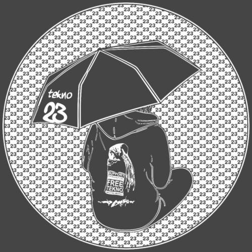 Michelle rain 23 - Camiseta premium hombre