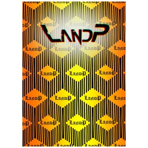 monogram LandP - Männer Premium T-Shirt