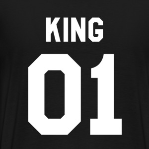 KING 01 LIMITED EDITION - Men's Premium T-Shirt