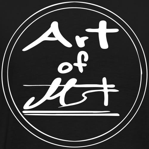 Art of Mst Logo - Männer Premium T-Shirt