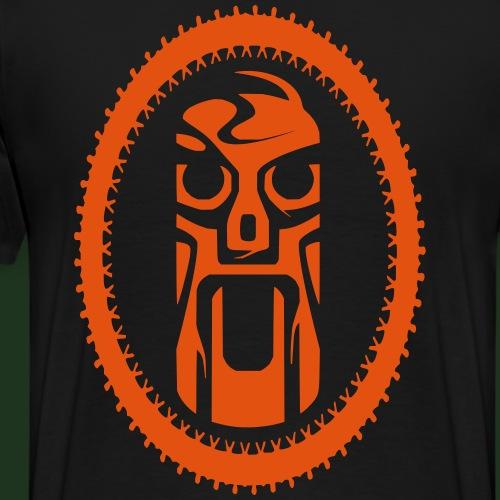 mask - Männer Premium T-Shirt