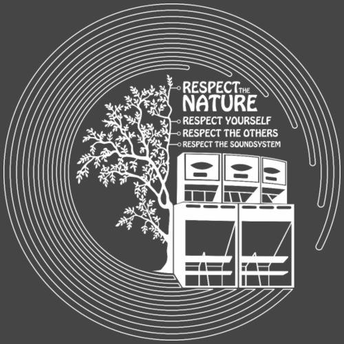 RESPECT LIBRE TEKNO 23 - T-shirt Premium Homme