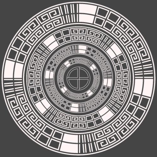 23 espiral tekno - Camiseta premium hombre