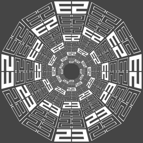 23232323 - Camiseta premium hombre