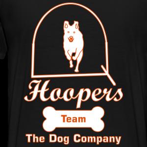 Hoopers - Mannen Premium T-shirt