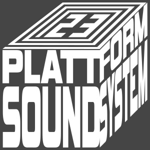 PLATFORMA 23 SOUND SYSTEM - Koszulka męska Premium