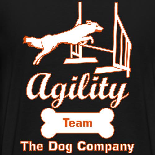 Agility Team - Mannen Premium T-shirt