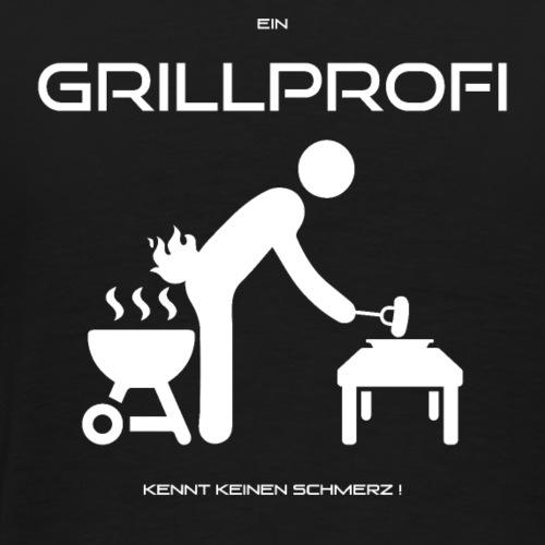 Grillprofi | w3YNV6 | BP | W - Männer Premium T-Shirt